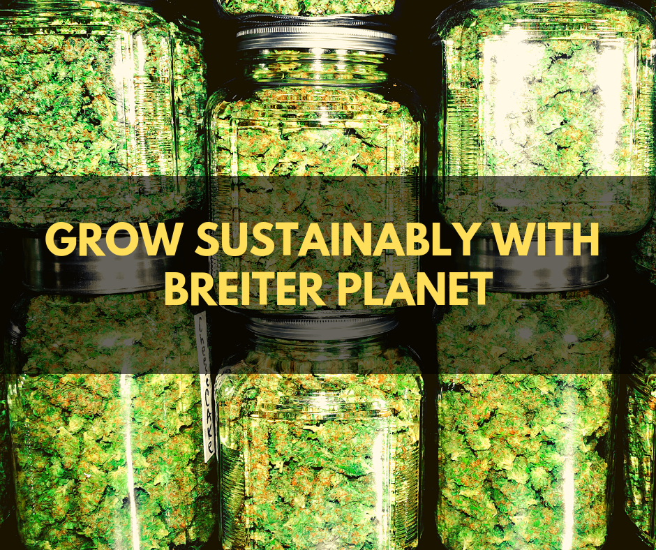Grow Sustainably with Breiter Planet